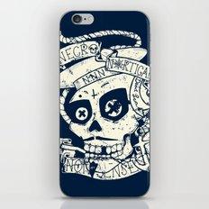 Necro Nautical Nonsense  iPhone & iPod Skin