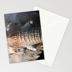 African Elephant 1 Stationery Cards