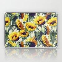Sunflowers Forever Laptop & iPad Skin