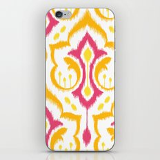 Ikat Damask - Berry Brights iPhone & iPod Skin