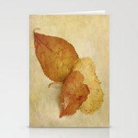 Autumn StillLife I Stationery Cards