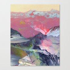 Untitled 20100401 (Landscape) Canvas Print