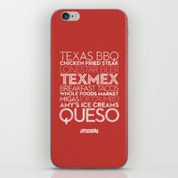 Austin — Delicious Cit… iPhone & iPod Skin
