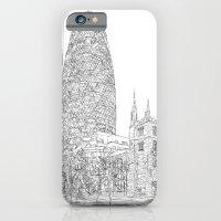 The Gherkin iPhone 6 Slim Case