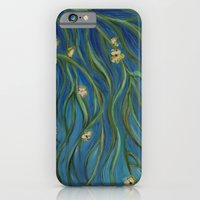 iPhone & iPod Case featuring Shoestring Acacia by Kristen Fagan