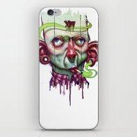 XA NOBLE2 iPhone & iPod Skin