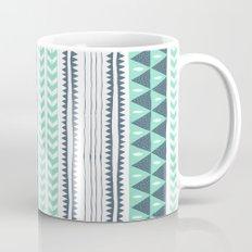 Winter Stripe Mug