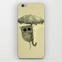 Rainy Days iPhone & iPod Skin