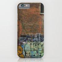 Graffiti #1 iPhone 6 Slim Case