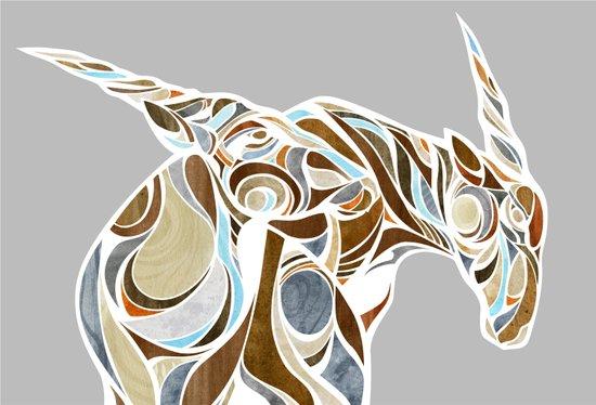 elands (color) Canvas Print