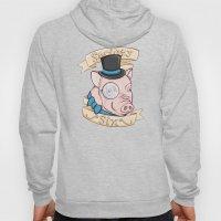 Gentleman Pig (S6 Tee) Hoody