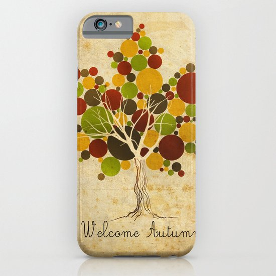 Leafy iPhone & iPod Case