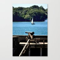 Take Aim Canvas Print