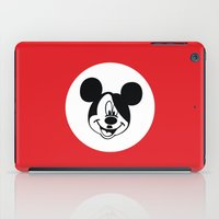 Genosse Mouse iPad Case