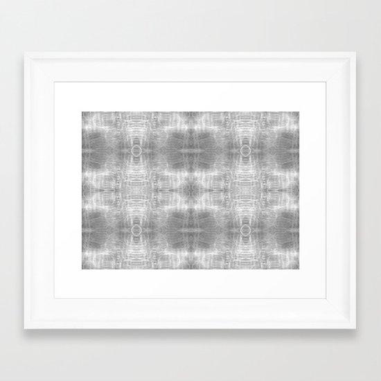 Fun With Light 5 Framed Art Print