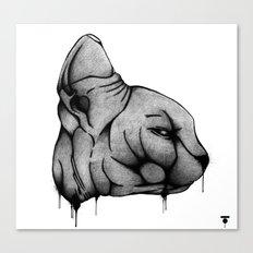 Cat_Face Canvas Print