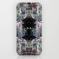 Blending modes 3 iPhone 6 Slim Case