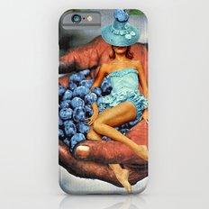 Blueberry Fairy iPhone 6 Slim Case
