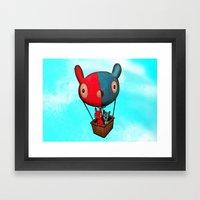 Yoo & Mee Framed Art Print