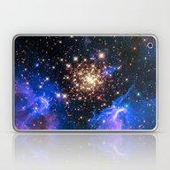 Starburst Cluster Laptop & iPad Skin