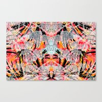 SUMMER TIME MADNESS Canvas Print