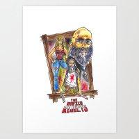 The Devils Reject's  Art Print