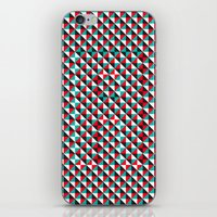 Typoptical Illusion A no.4 iPhone & iPod Skin