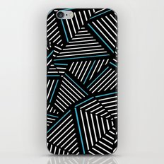 Ab Linear Inverted with Electric iPhone & iPod Skin
