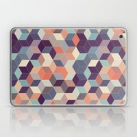 Lavender Garden Laptop & iPad Skin