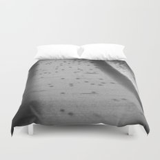 Light and shadow river  Duvet Cover