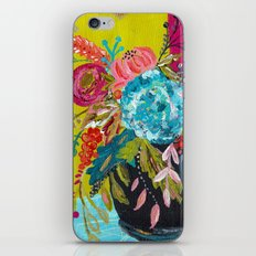 Bouquet Series no. 3 by Bari J. iPhone & iPod Skin