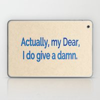 Actually, My Dear Laptop & iPad Skin