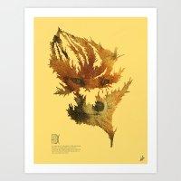 Folia Infinitus Art Print