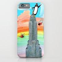 KING PENGUIN iPhone 6 Slim Case