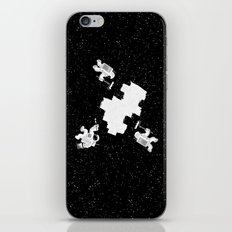 Incomplete Space iPhone & iPod Skin