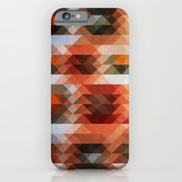 triangle iPhone & iPod Cases featuring Triangle by Fine2art
