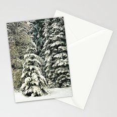 Warm Inside Stationery Cards