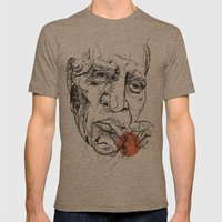 Howlin' Wolf - Get Your … Mens Fitted Tee Tri-Coffee SMALL
