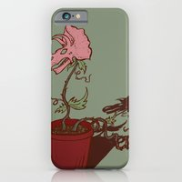 Nepenthes Ceratopsidae iPhone 6 Slim Case