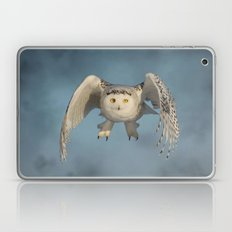 From the mist cometh mystery Laptop & iPad Skin