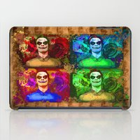 Michael Fassbender...Joker style! iPad Case