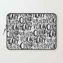 BE THOU MY VISION Laptop Sleeve
