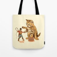 Training Day Tote Bag