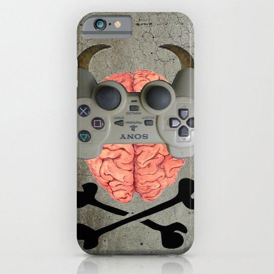 Play Brain iPhone & iPod Case