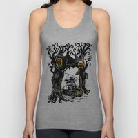 Trip To Enchanted Forest Unisex Tank Top