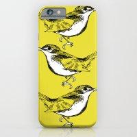 iPhone & iPod Case featuring Wren by Lauren Peckham