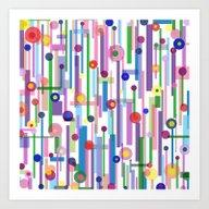 Plink (see Also Plink Ch… Art Print