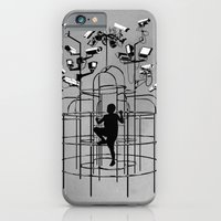 iPhone & iPod Case featuring Supervision by rob dobi
