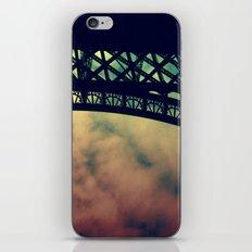 Below iPhone & iPod Skin