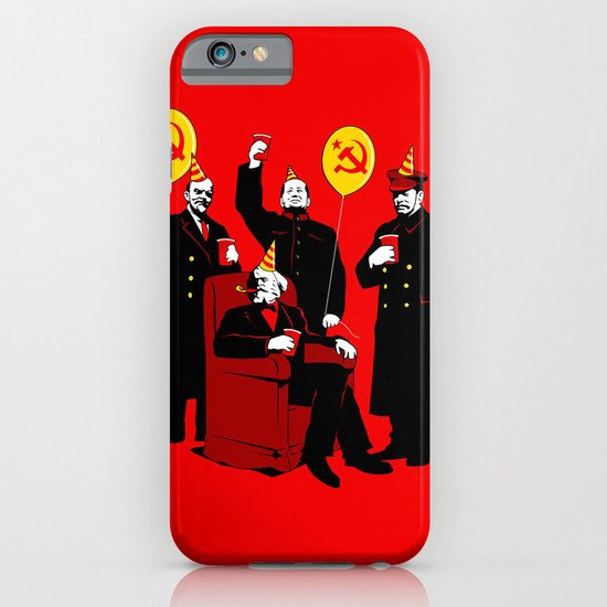 Communist Party II: The Communing iPhone & iPod Case